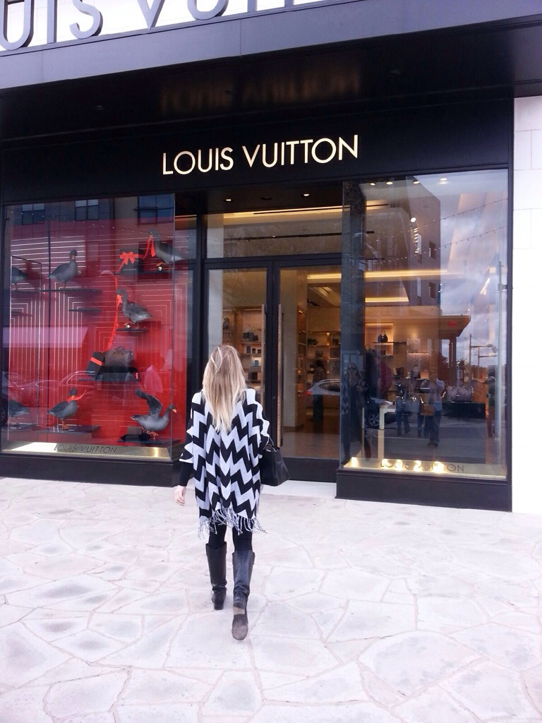 Hi Lovely and Louis Vuitton