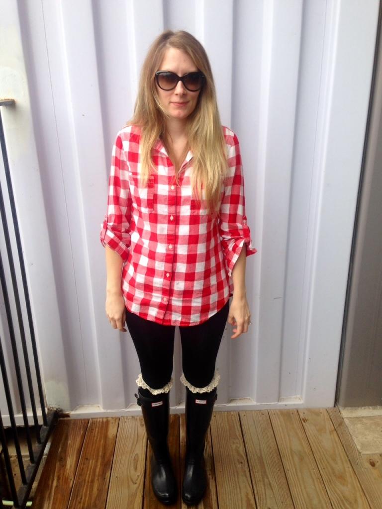 17 week pregnancy style | Hi Lovely
