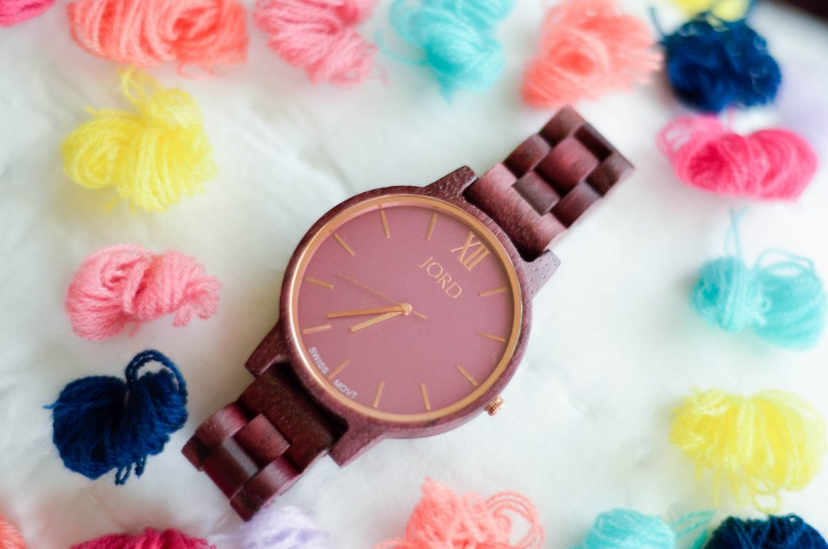 JORD Watch | Wooden Watch | Hi Lovely