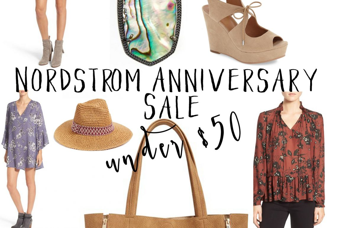 Hi Lovely | Nordstrom Anniversary Sale Under $50