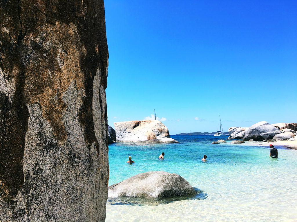 The Baths of Virgin Gorda | Hi Lovely | British Virgin Islands