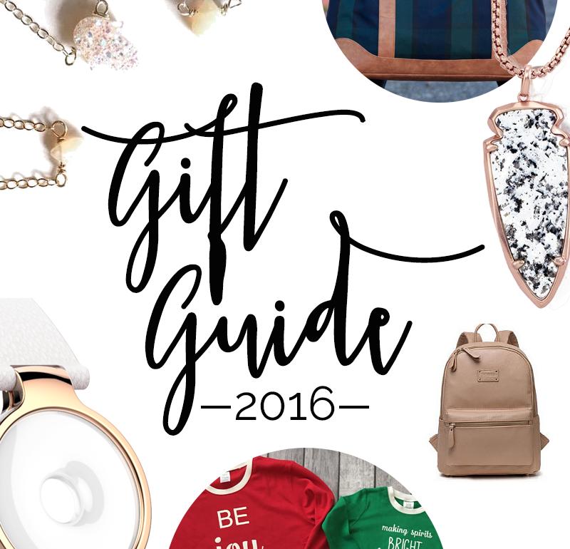 Hi Lovely Gift Guide 2016 | Lovely Gifts for All