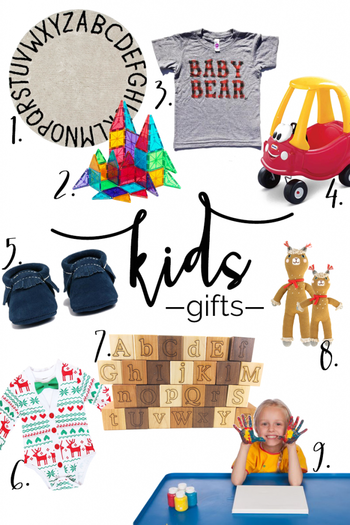 Hi Lovely Gift Guide 2016 | Gifts for Kids