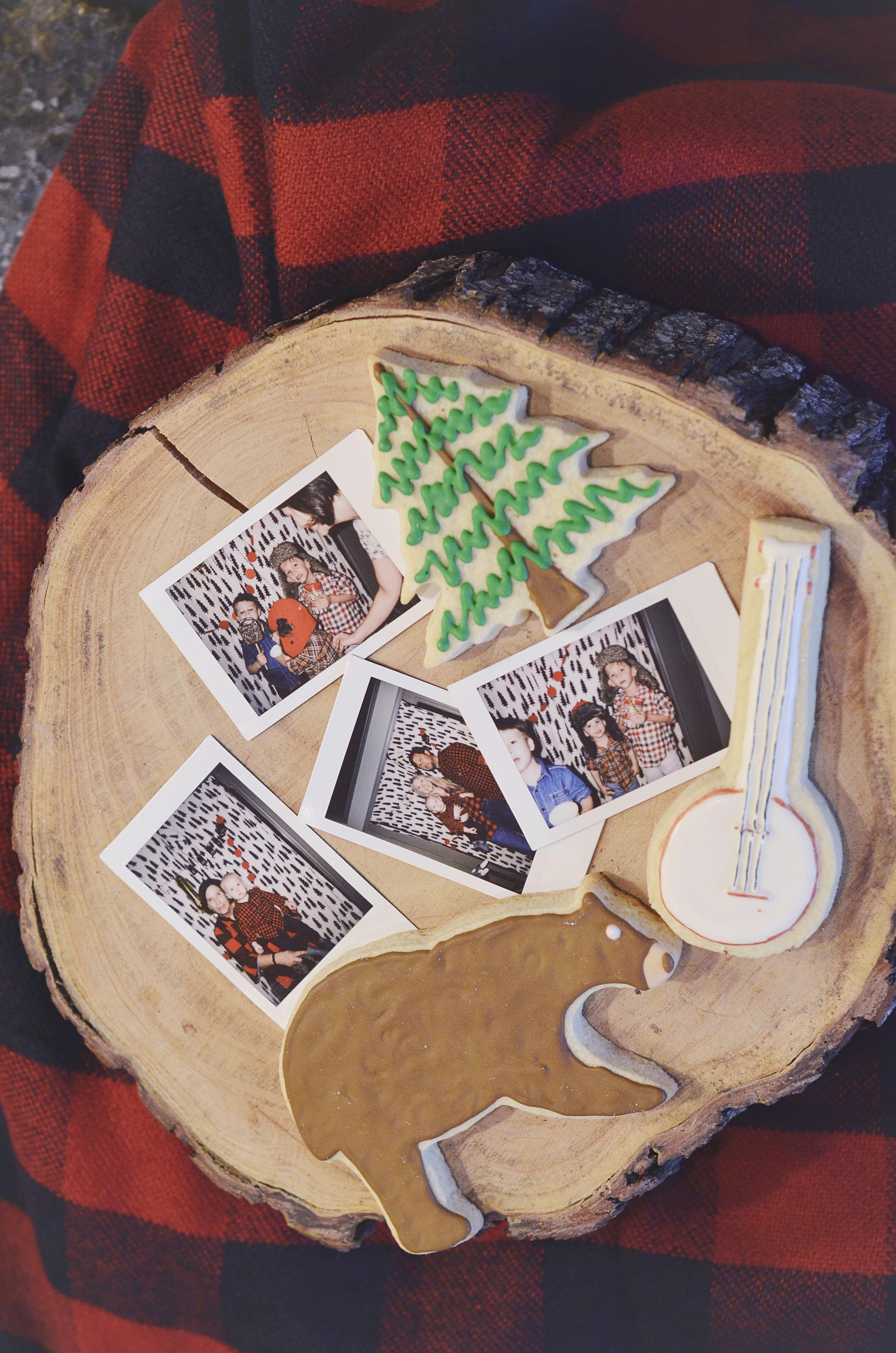 Plaid Lumberjack First Birthday | Hi Lovely