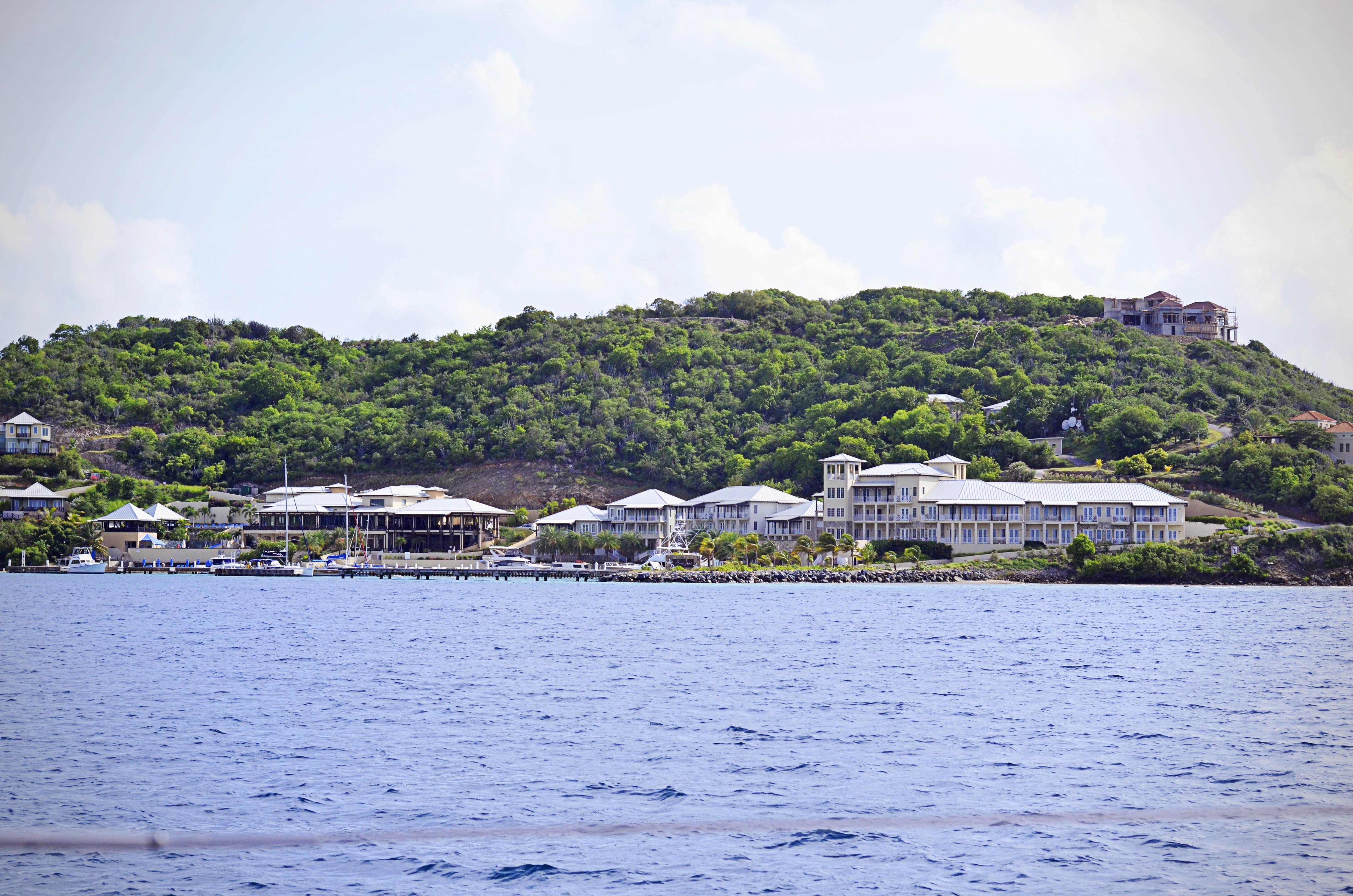 Scrub Island | Sailing British Virgin Islands Itinerary | Hi Lovely