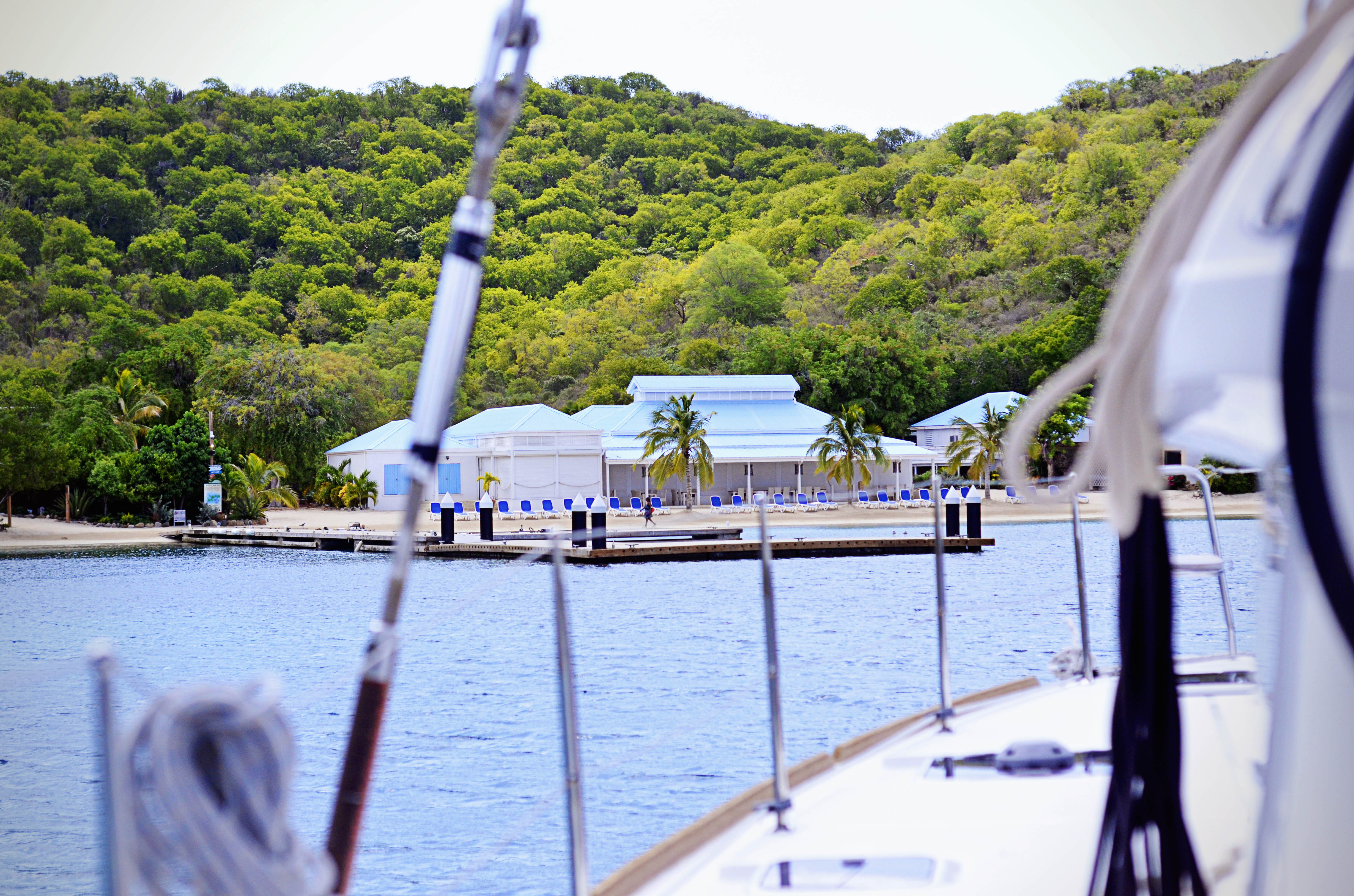 Norman Island Sailing British Virgin Islands Itinerary | Hi Lovely