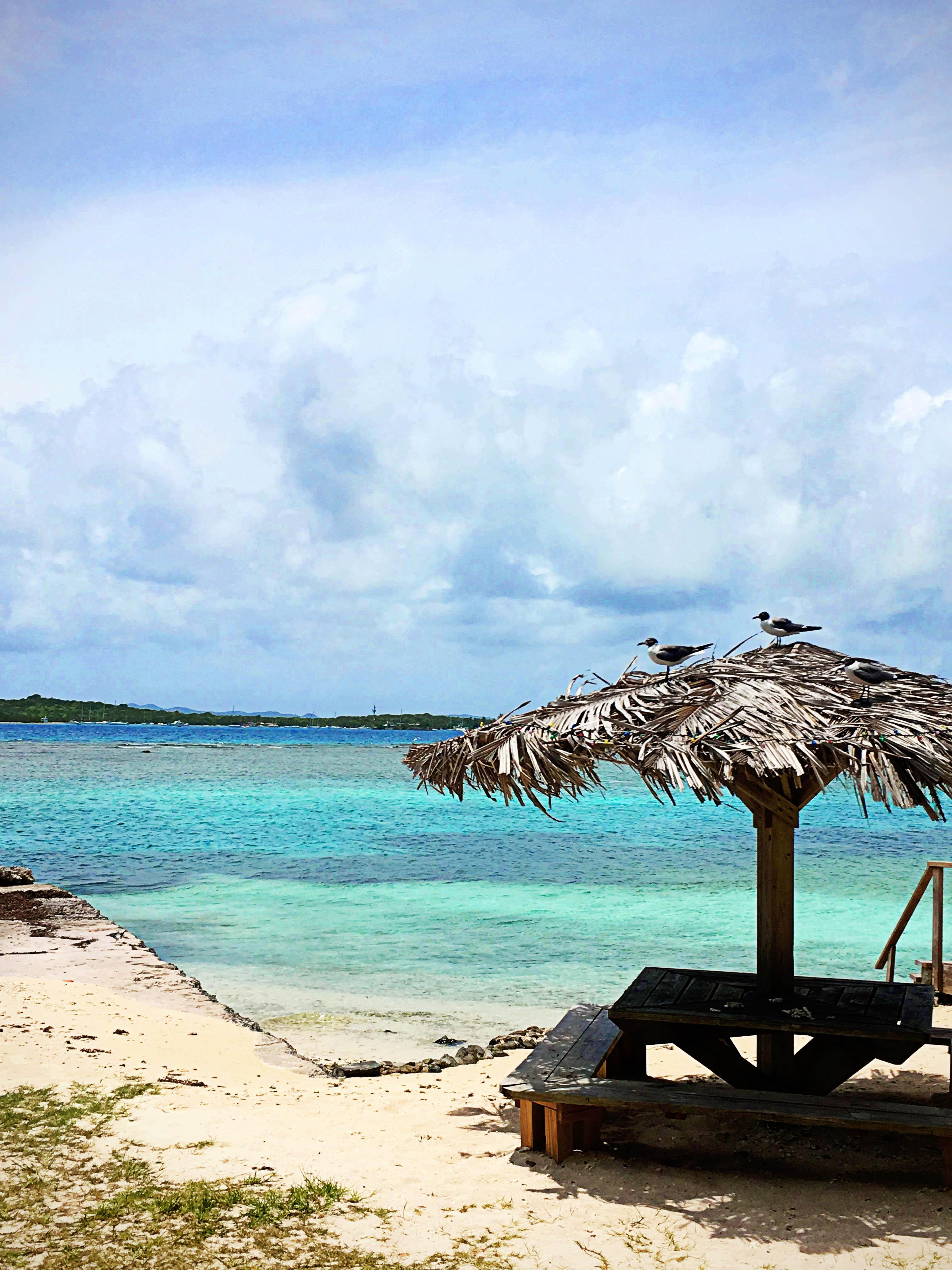 Marina Cay | Sailing British Virgin Islands Itinerary | Hi Lovely