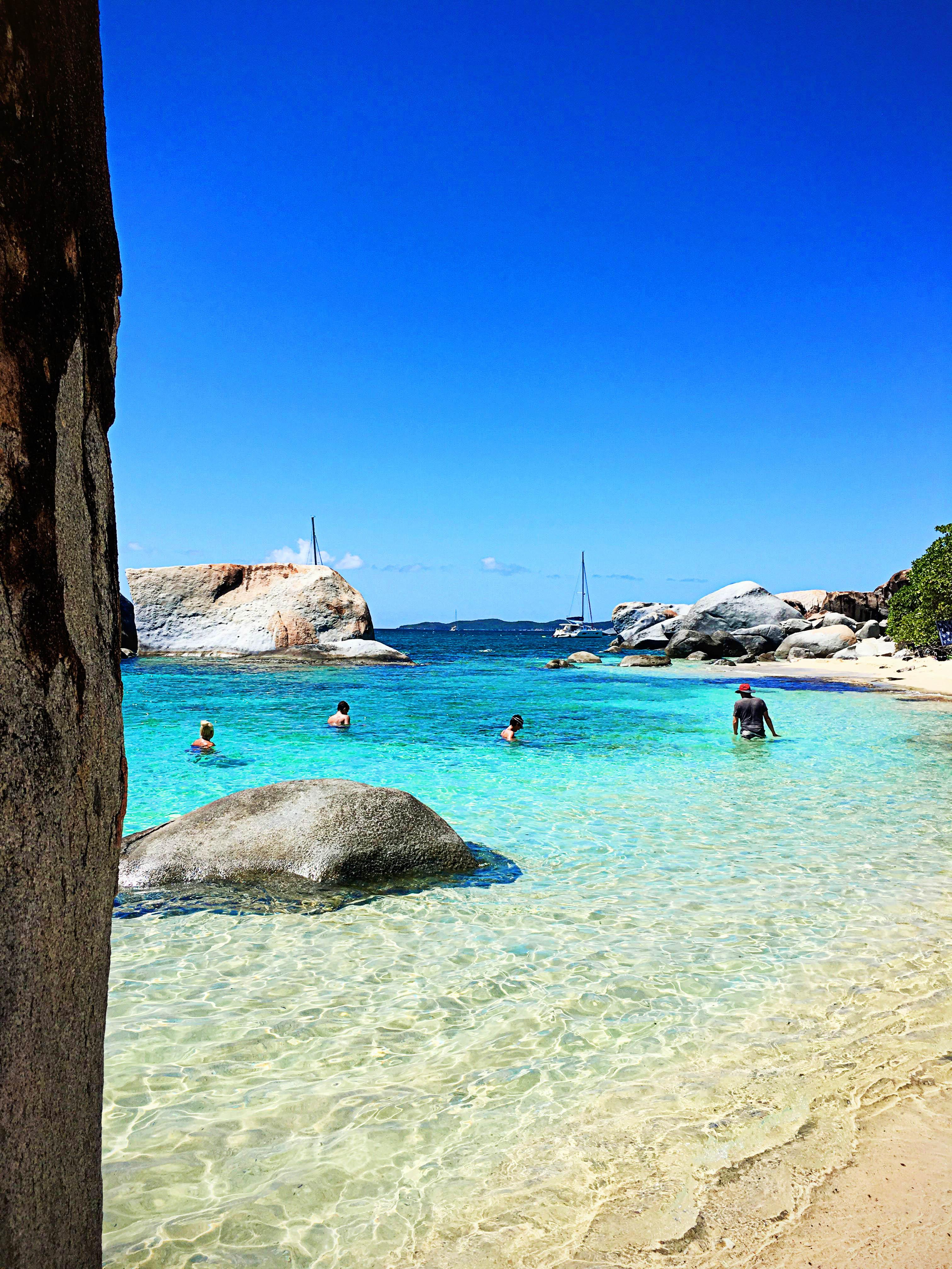 The Baths | Sailing British Virgin Islands Itinerary | Hi Lovely