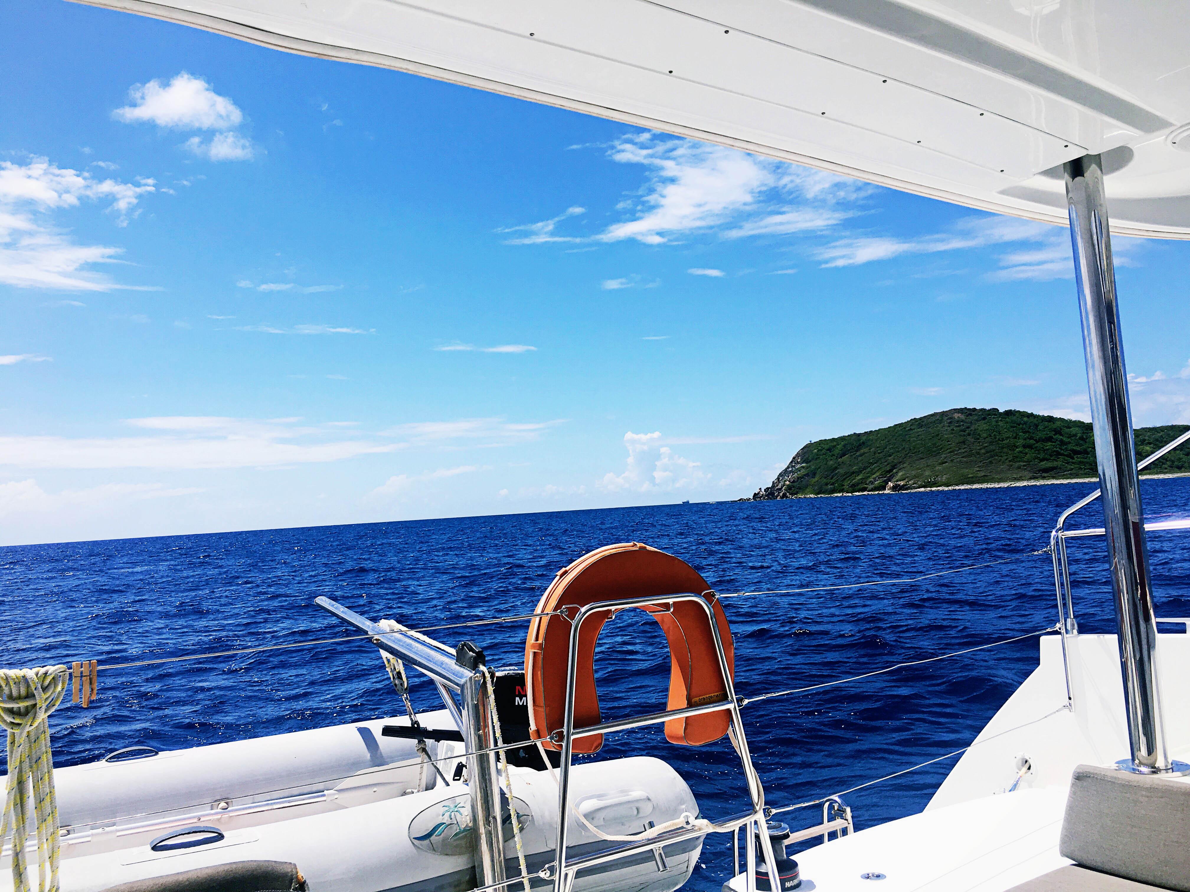 Lagoon 400 S2 | Sailing British Virgin Islands Itinerary | Hi Lovely
