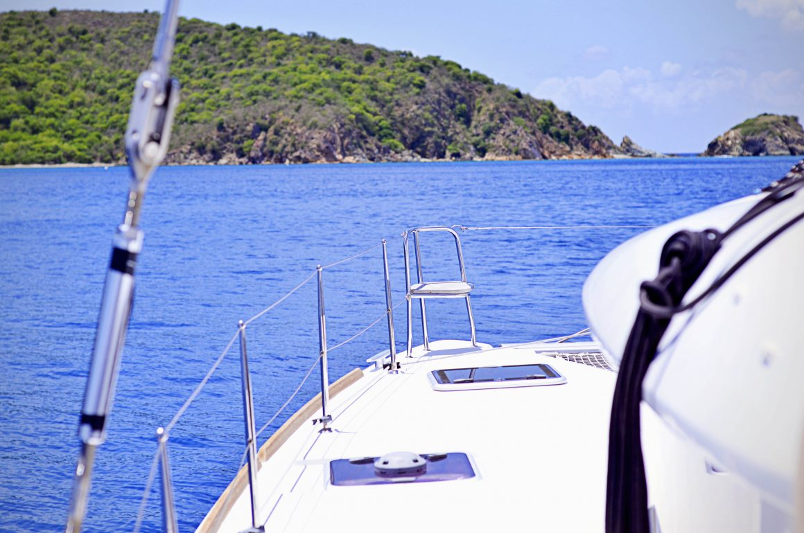 Sailing British Virgin Islands Itinerary | Hi Lovely