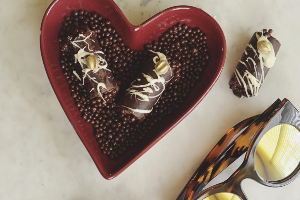 Gold Leaf Gourmet | Hi Lovely | Valentine's Day Treats