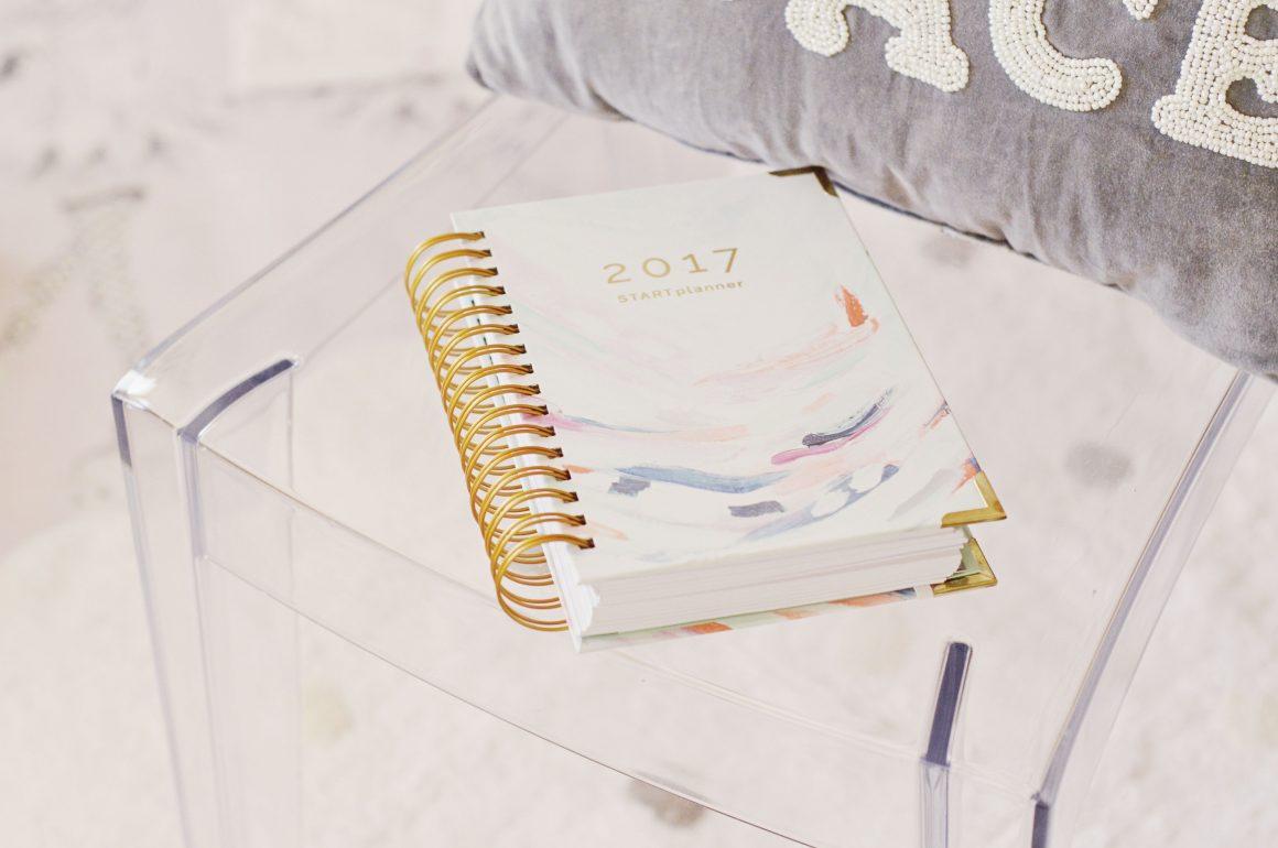 Start Planner | Focus | Hi Lovely