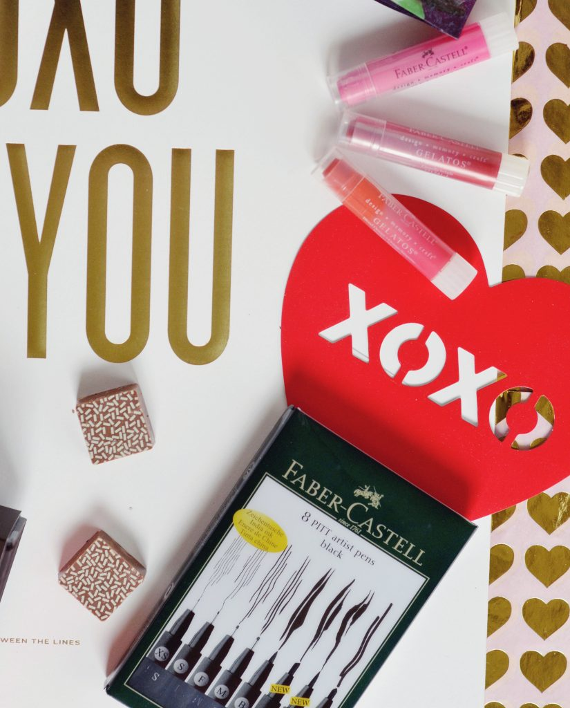 Valentine's Day | Gift Guide with Faber-Castell | Hi Lovely