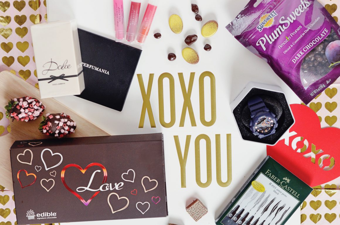 Valentine's Day | Gift Guide with Hi Lovely