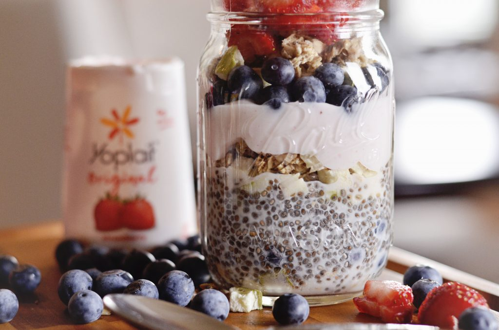 Yoplait Breakfast Parfait | Hi Lovely