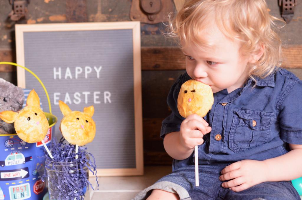 Pillsbury Springtime Baking | Bunny Pops | Hi Lovely