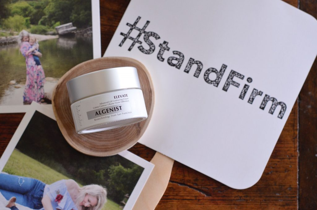 Algenist | #StandFirm | Hi Lovely | Contouring Cream