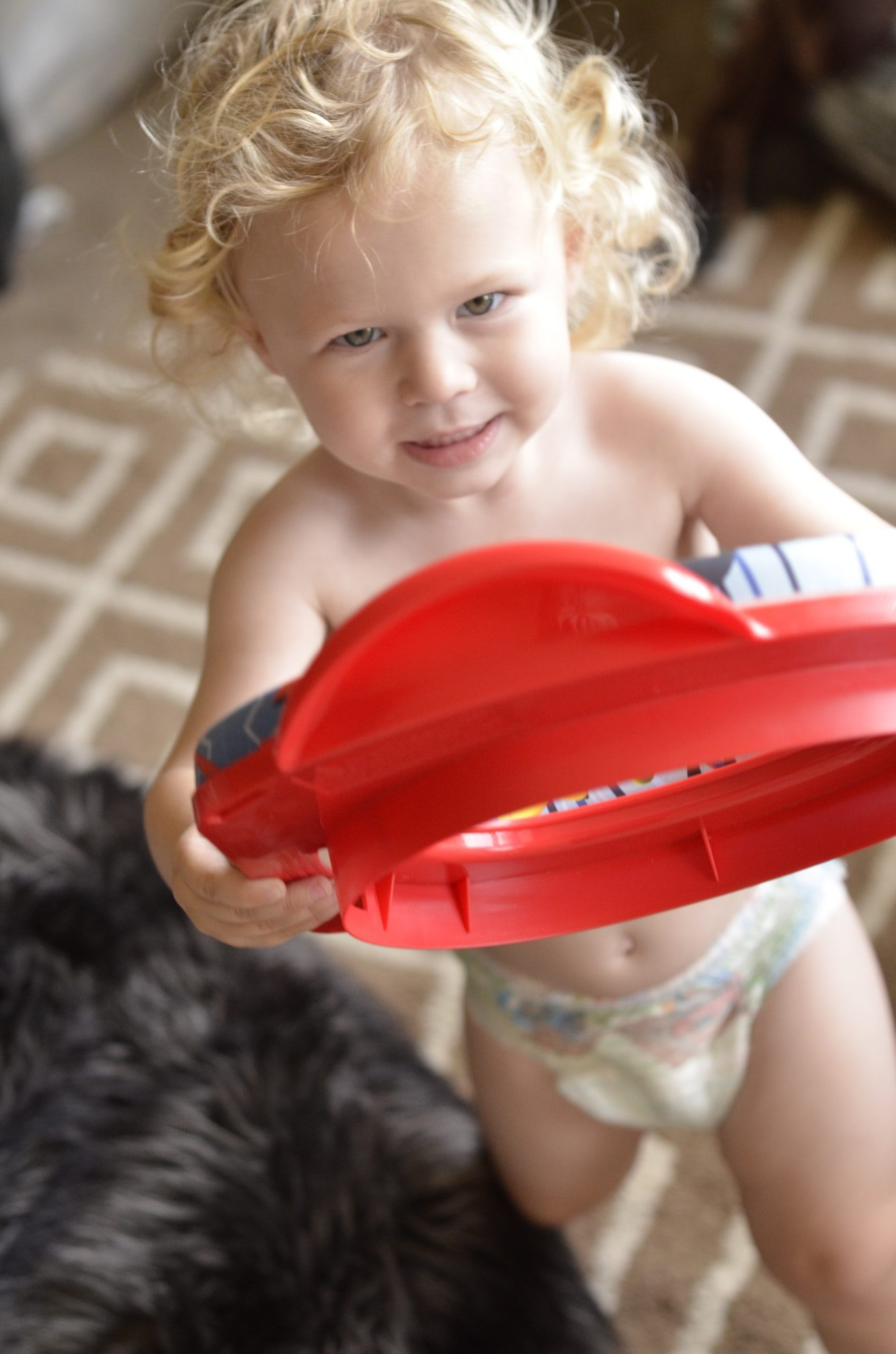 Potty Training the Boys: Real Advice from Real #BoyMoms | Hi Lovely