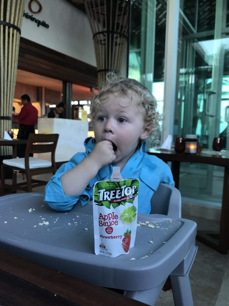 #NoMessInTexas | Stress-Free Travel with A Toddler | Tree Top | Packable Snacks