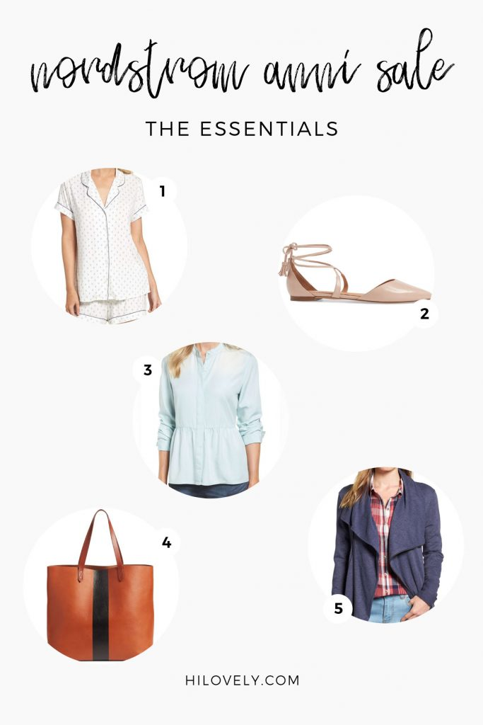 Nordstrom Anniversary Sale | How to shop | Essentials | Hi Lovely #nsale