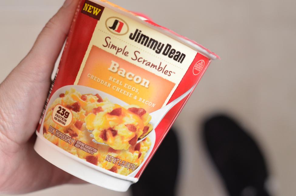 Simple Scrambles Kimmy Dean   Quick Breakfast Ideas   Hi Lovely