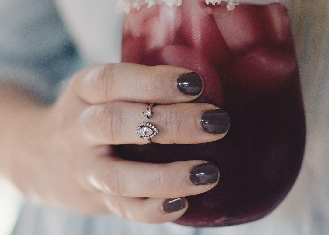 Fascinating Diamonds | Right Hand Ring | Hi Lovely
