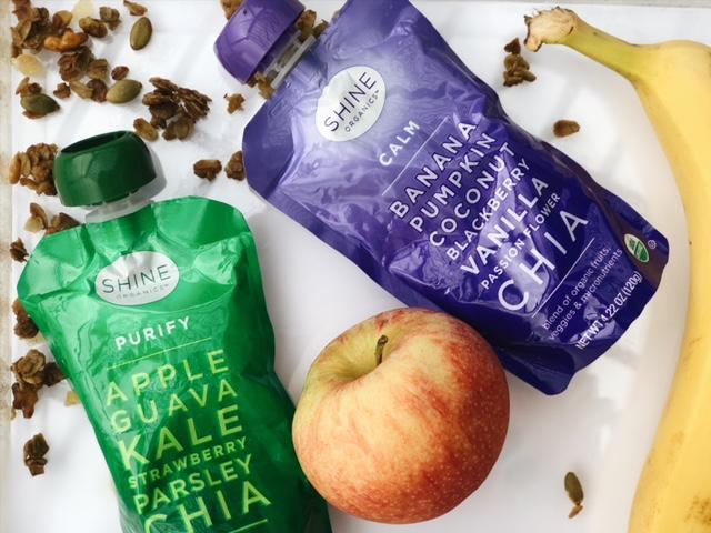 Shine Organics | Snacks for Moms | Hi Lovely