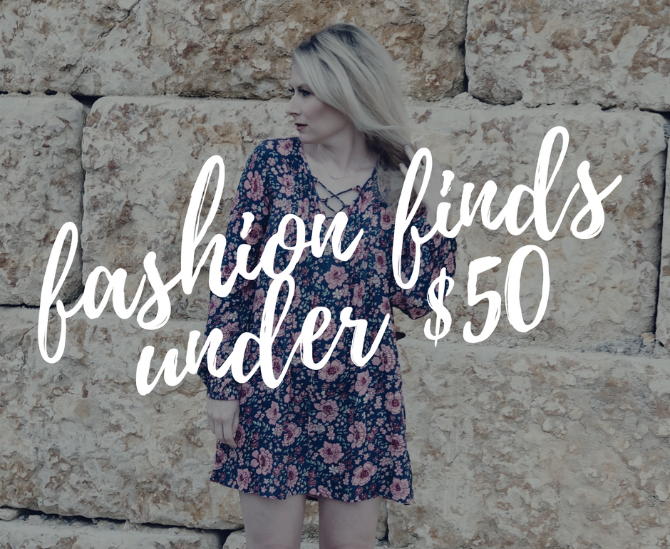 Amazon Fall Fashion Finds Under $50 | Hi Lovely