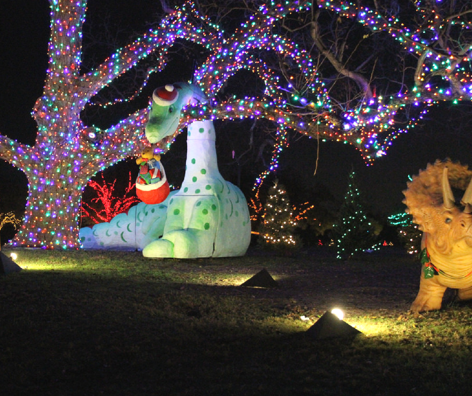 Austin's Trail of Lights Giveaway | Spirit of Christmas | Hi Lovely | Austin Christmas Event