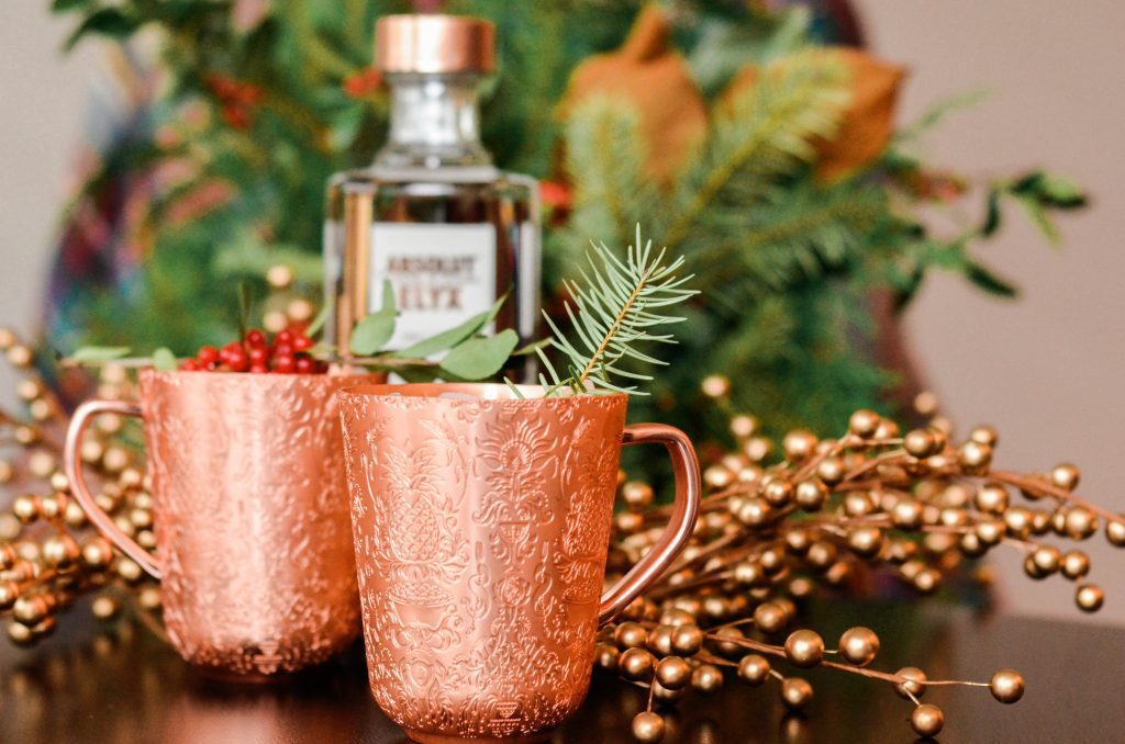 Moscow Mule | Hi Lovely | Absolut Elyx | #coppermakesitbetter