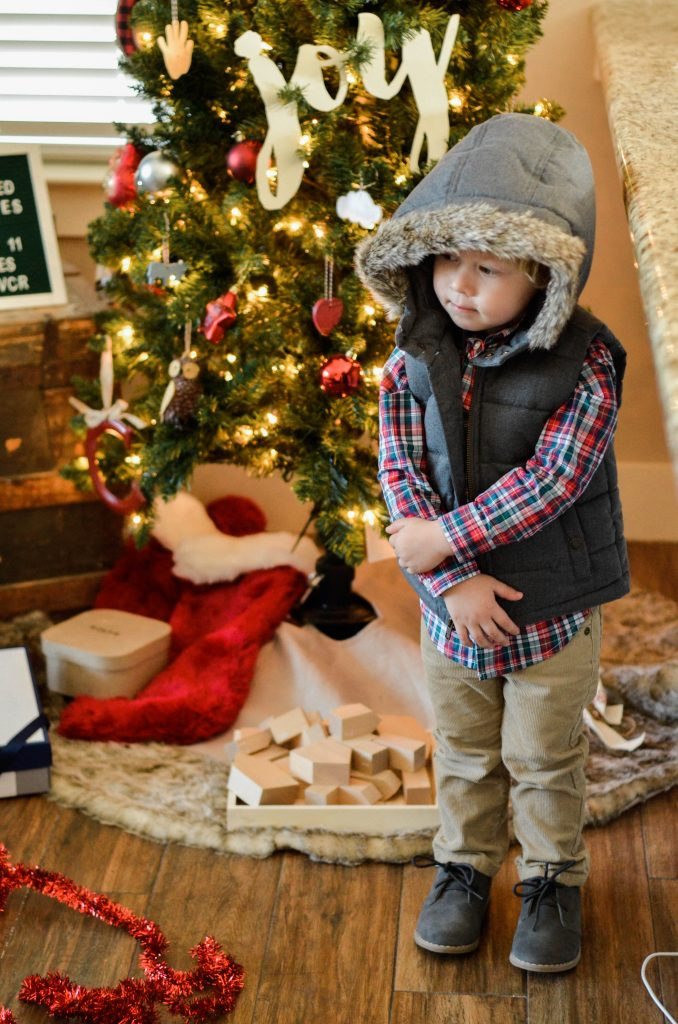 Janie and Jack Christmas Outfit | Nambubbles gift idea | Hi Lovely