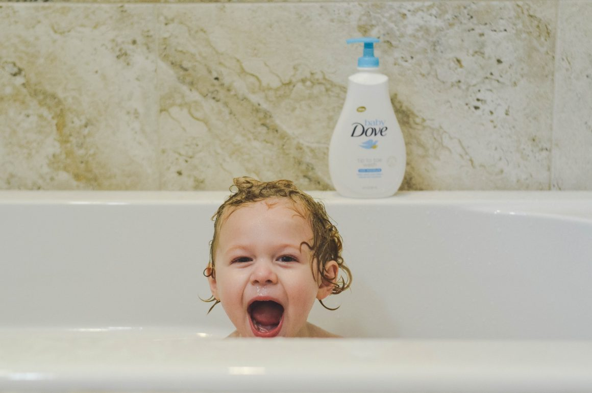 Baby Dove Launch | Bath Time Fun | Hi Lovely
