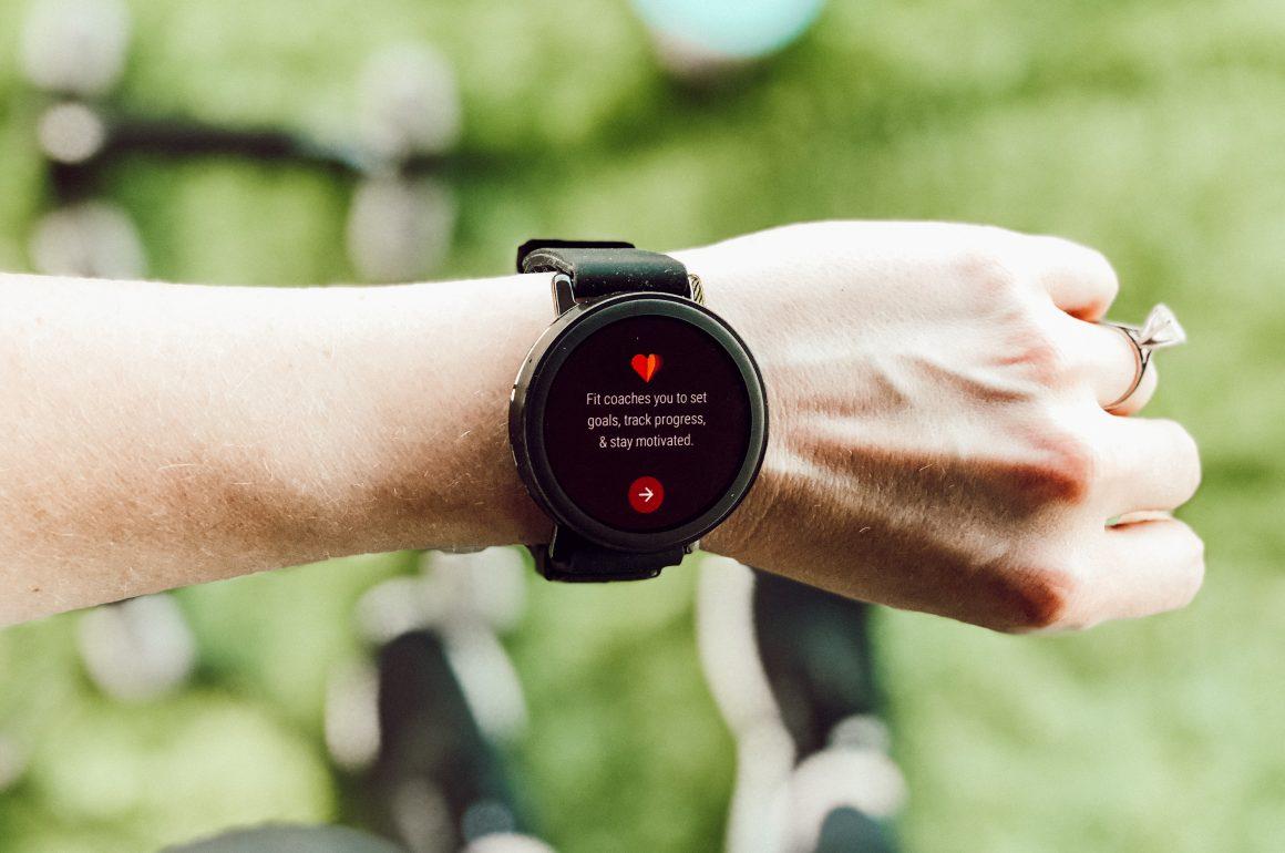 Fitness Update | Misfit Vapor Smartwatch | I heart macros | Hi Lovely