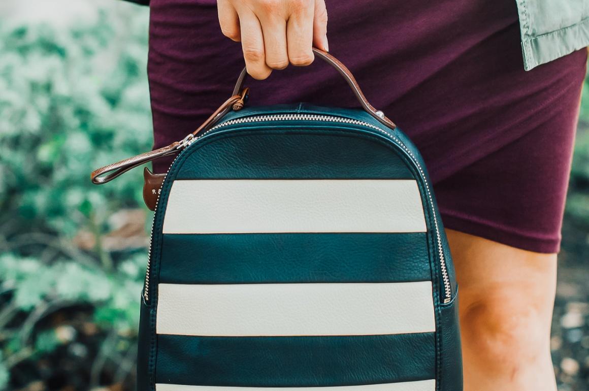 Radley Backpack   Hi Lovely Big News